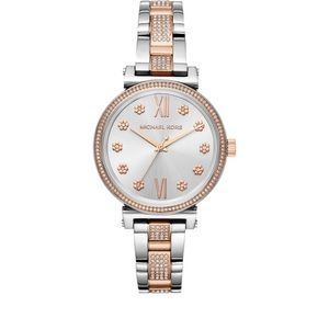 MK signature watch